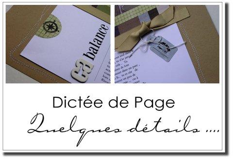 Dicteepage